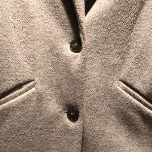Zara Jackets & Coats - Zara Gray Jacket